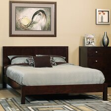 Pacifica Platform Customizable Bedroom Set