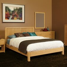 Niko Platform Customizable Bedroom Set