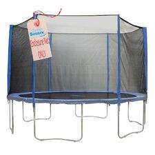 Round Trampoline Net using 6 Poles