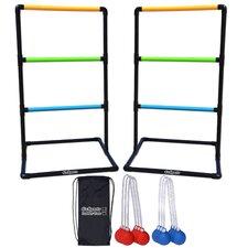 Standard Ladder Toss 9 Piece Game Set