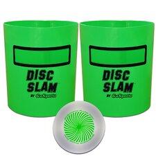 3 Piece 2.0 Disc Slam Plastic Target Set