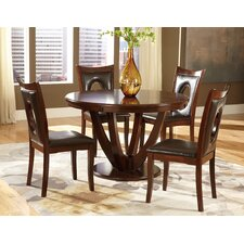 Vanbure 5 Piece Dining Set