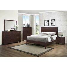 Kari Queen Platform Customizable Bedroom Set