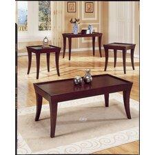 3216 Series 3 Piece Coffee Table Set