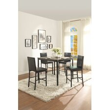 Tempe 5 Piece Dining Set