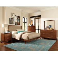 Soren Queen Panel Customizable Bedroom Set