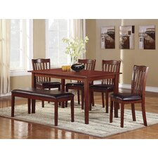 Schaffer 6 Piece Dining Set