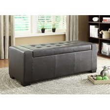 Tigard Upholstered Storage Entryway Bench