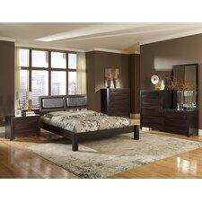 Danika Panel Customizable Bedroom Set