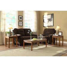 Barnaby 3 Piece Occasional Coffee Table Set