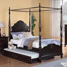 Cinderella Canopy Bed