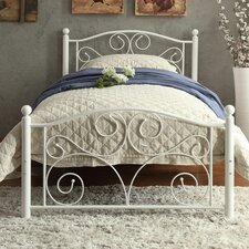 Pallina Wrought Iron Bed