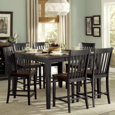 Three Falls 7 Piece Dining Set