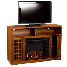 Lipan TV Stand with Electric Fireplace