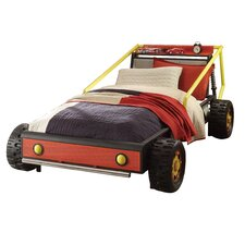 Track Twin Car Bed