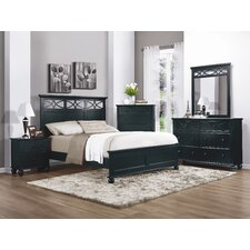 Sanibel Panel Customizable Bedroom Set