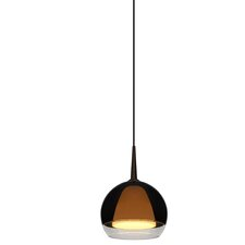 Matrix 1 Light Bowl Pendant