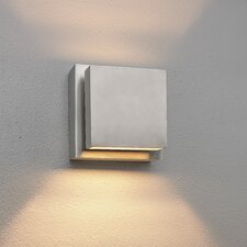 Scobo 2 Light LED Wall Scone