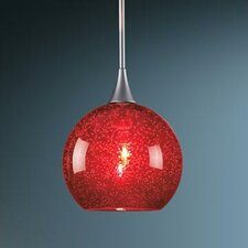 Bobo 1 Light Monopoint Pendant with Canopy