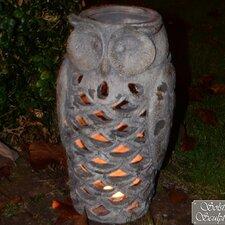 Lantern in Antique Grey