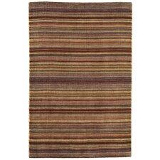 Handgewebter Teppich Joseph in Bunt