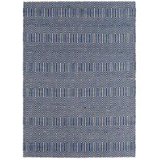 Teppich Sloan in Blau