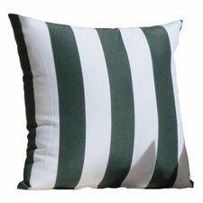 Stripe Polyester Throw Pillow (Set of 2)
