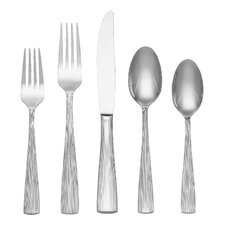 Birch 65 Piece Flatware Set
