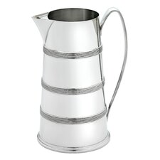 Heritage Reeded Pitcher