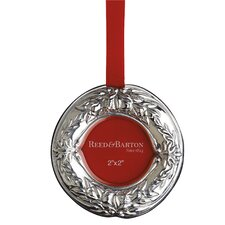 Francis I Wreath Picture Frame Ornament