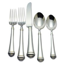 Allora 5 Piece Flatware Set
