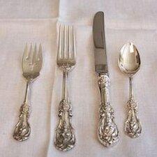 Francis 4 Piece Dinner Flatware Set