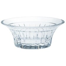 "Crystal Tempo 10"" Trumpet Vase"