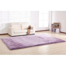 Hand-Tufted Lavender Area Rug
