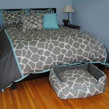 Giraffe 3 Piece Duvet Set