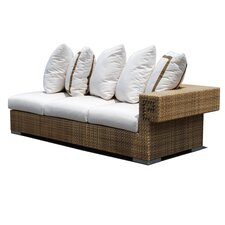 Hollywood Sectional Sofa with Cushions