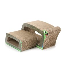 Scratch 'n Shapes Turtle 2-in-1 Recycled Paper Scratching Board