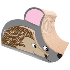 Scratch 'n Shapes Mouse and Hedgehog Combo Cardboard Scratching Board
