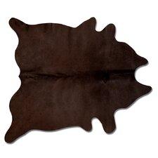 Geneva Chocolate Solid Area Rug