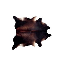 Sienna Cowhide Normand Area Rug