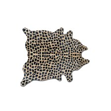 Togo Cowhide Giraffa Area Rug
