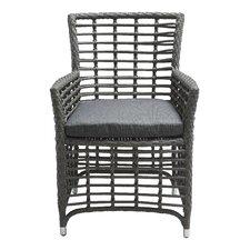Sandbanks Dining Arm Chair with Cushion (Set of 2)