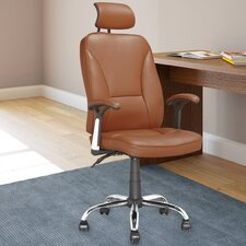 Workspace High-Back Executive Chair with Arms