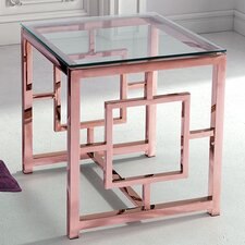 Geranium End Table