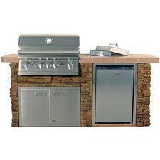Advanced Q Rock Grill