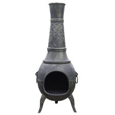 Cast Iron Chimney Plaited