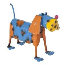 Duke the Dog Statue