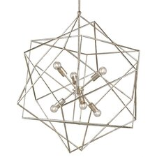 Aerial 6 Light Chandelier