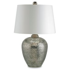 "Talisman 28"" H Table Lamp with Empire Shade"