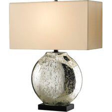 "Possibility 26"" H Table Lamp with Rectangular Shade"